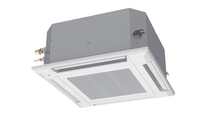 Inverter cassette-type air conditioner Fuji Electric RCG14KVLA